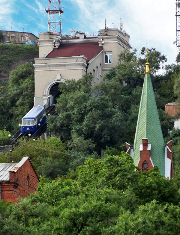Владивосток. Часть 6: Орлиное Гнездо