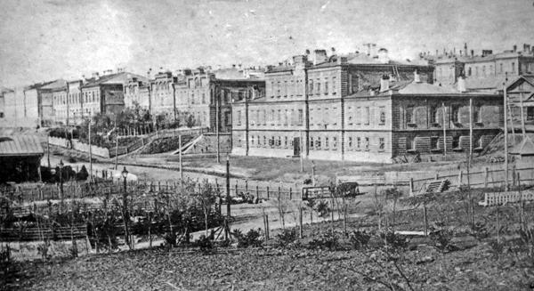 Владивосток. Часть 12: Владивостокская крепость  замки-крепости