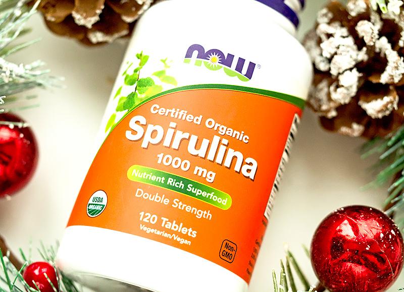 spirulina iherb спирулина айхерб свойства польза отзыв код скидка