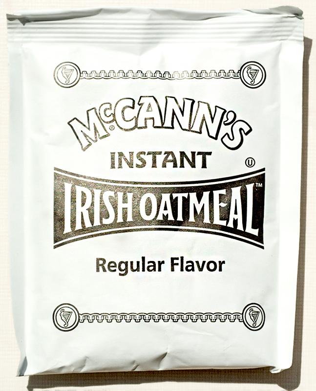 Съедобное с iHerb овсянка McCanns Irish Oatmeal и натуральное печенье Healthy Times Отзыв