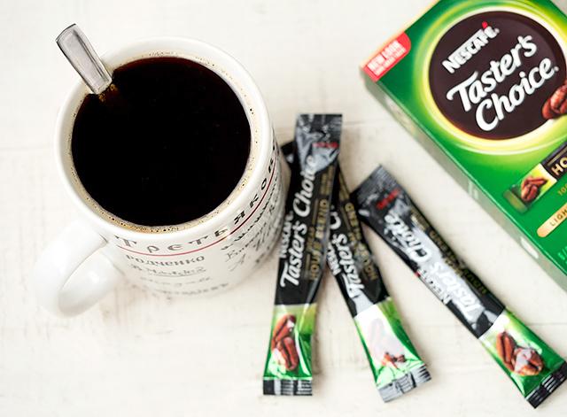 nescafe iherb кофе без кофеина айхерб отзыв код скидка нескафе декаф