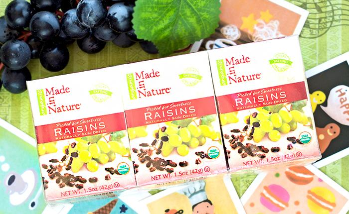 made in nature raisins iherb айхерб сушеный виноград изюм отзыв код скидка