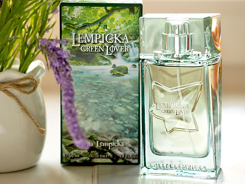 Одеколон туалетная вода Lolita Lempicka Green Lover Отзыв