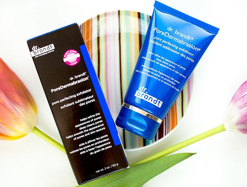 Dr Brandt Skincare PoreDermabrasion Pore Perfecting Exfoliator Микродермабразия для очищения и сужения пор Отзыв