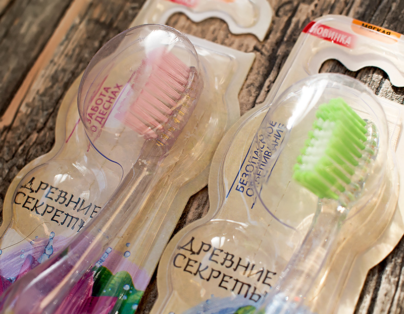 Colgate Древние секреты зубная паста ополаскиватель щетки Отзыв