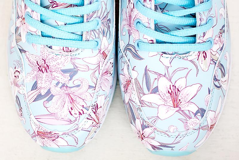 Faberlic кроссовки Lily голубые Отзыв