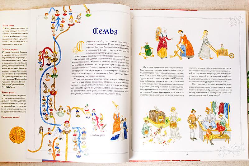 Путешествии в Средневековье Наташа Кайя