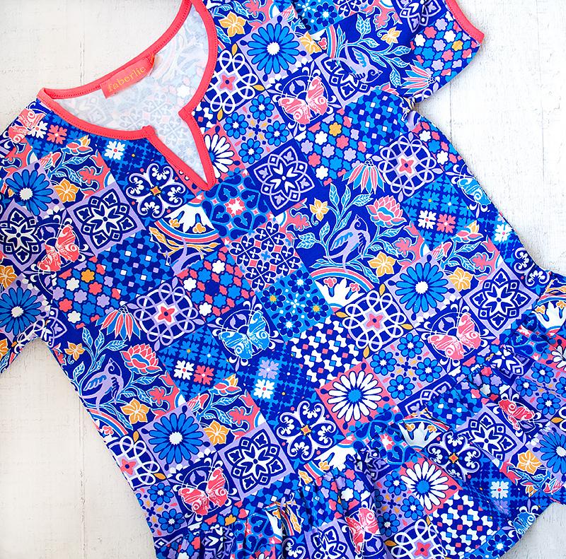 футболка фаберлик отзыв туника для девочки