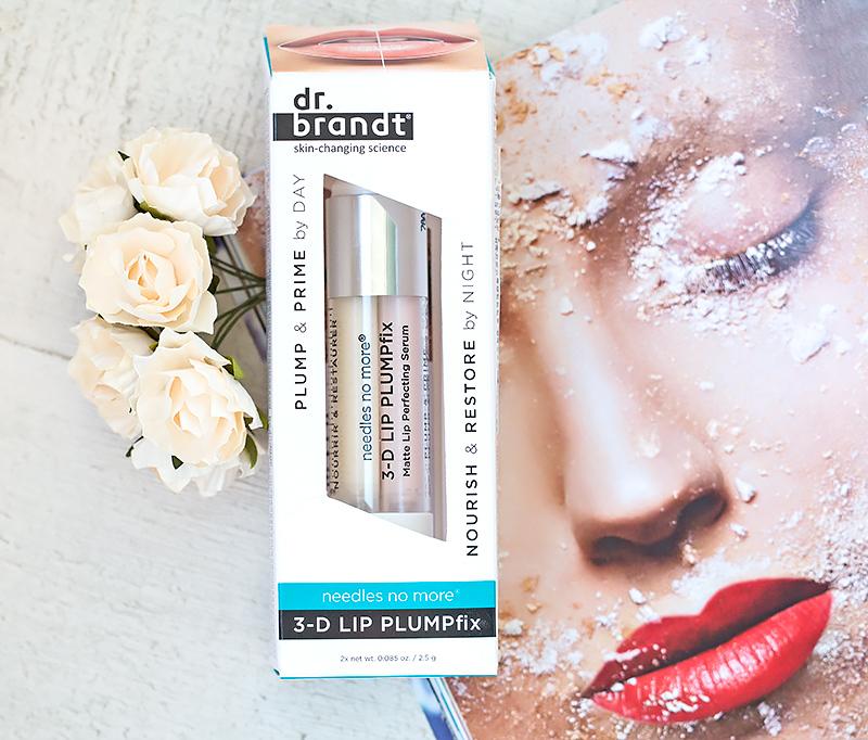 Сыворотка для губ Dr Brandt Needles no more 3-D Lip Plump Fix Отзыв