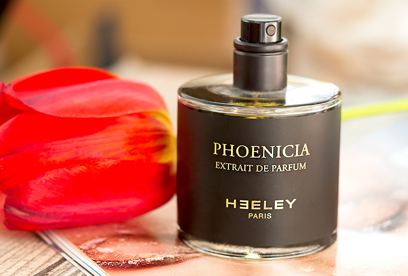 Духи Phoenicia от James Heeley Отзыв