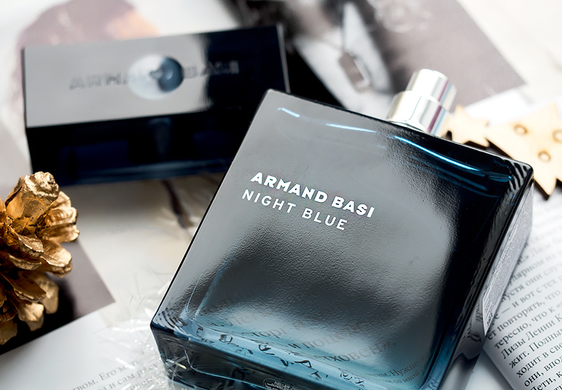 туалетная вода Armand Basi Night Blue Отзыв