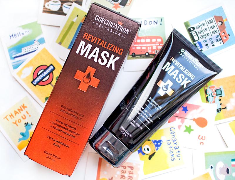 Gorchicatron Professional шампунь бальзам маска для волос Отзыв