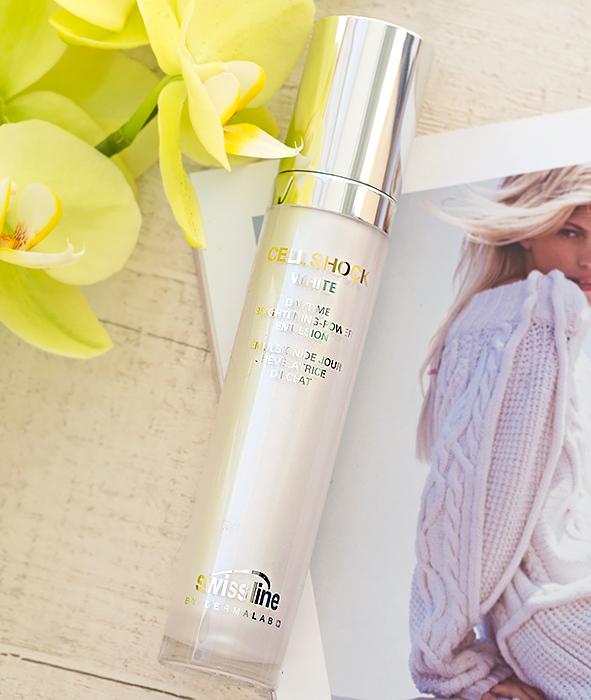 Swiss Line - Cell Shock HD White Facial Daytime Brightening-Power Emulsion. Отзыв