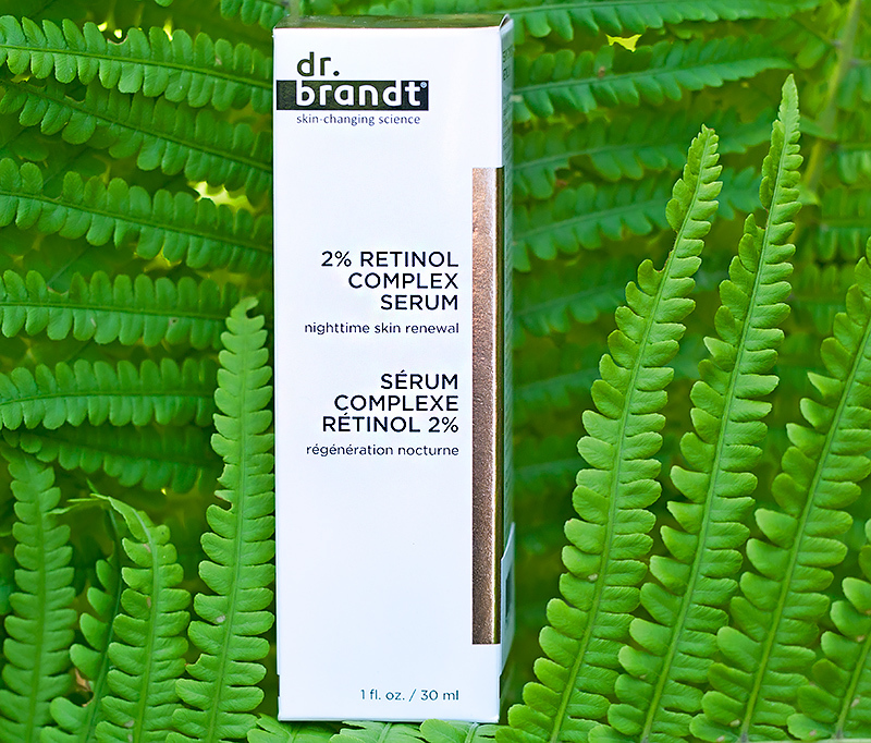 Dr Brandt Retinol Complex Serum Сыворотка для лица с 2% ретинолом Отзыв