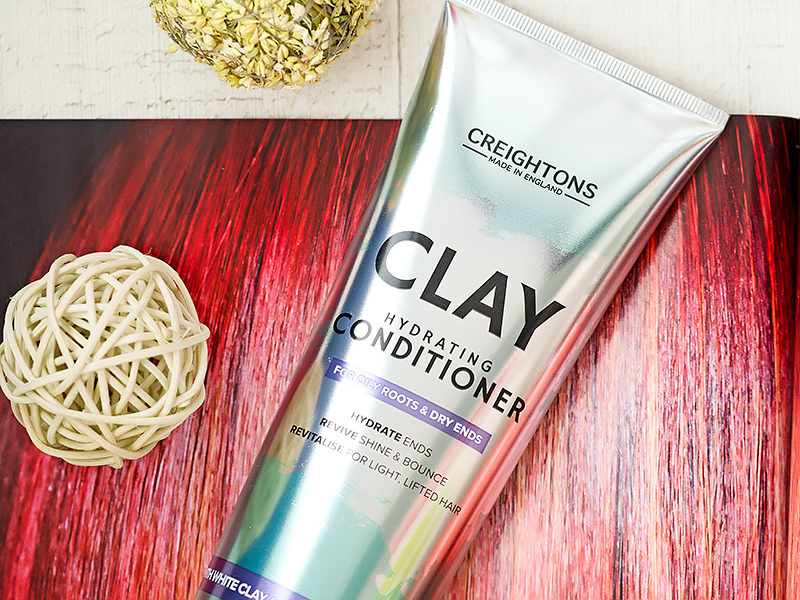 Creightons Clay: шампунь, кондиционер. Отзыв