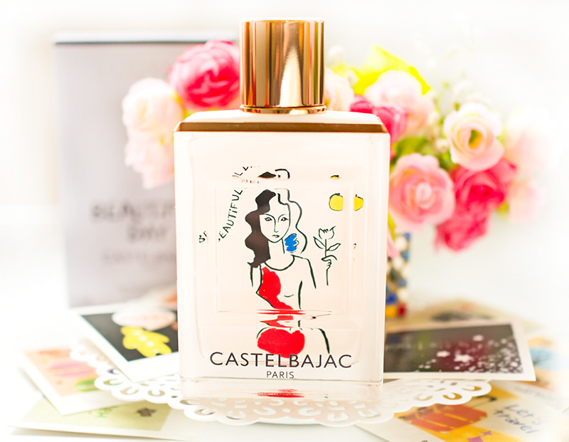 Духи Castelbajac Beautiful Day Bonheur Отзыв eau de parfum