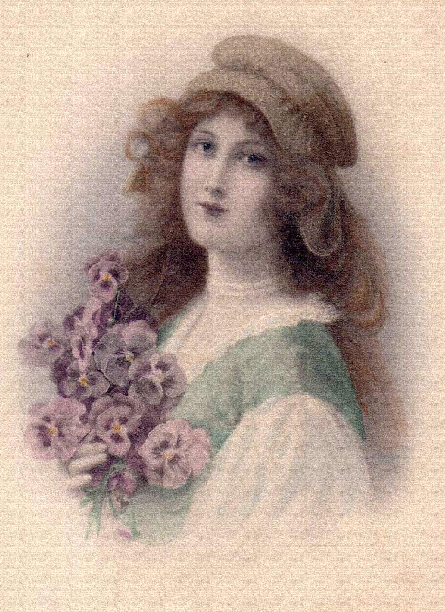 Красивые открытки милые дамы, минска