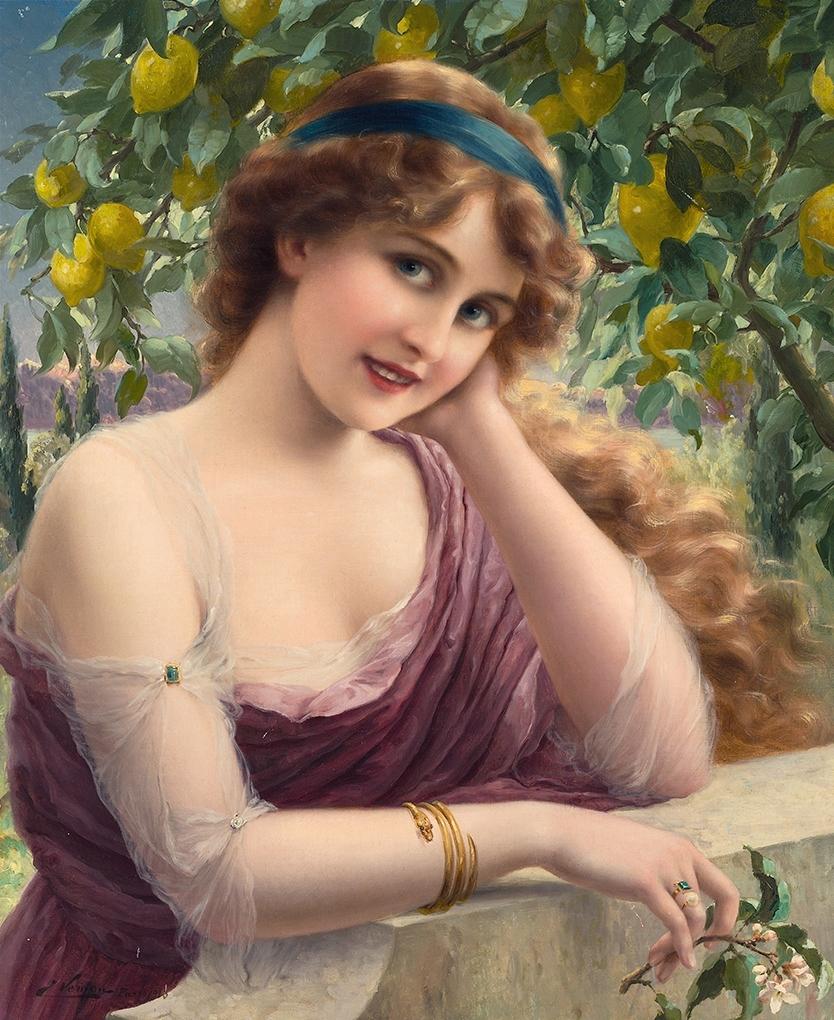 Картинки красивые портреты женщин, картинки для