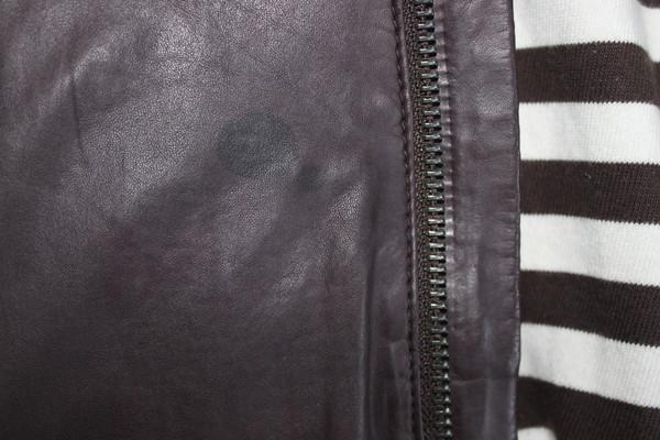 Как удалить пятно крови с замшевой куртки фото