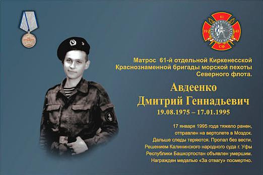 Авдеенко Д.Г.