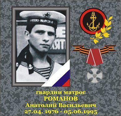 h-1868 Фотографии морских пехотинцев погибших в локальных конфликтах - Независимый проект =Морская Пехота России=