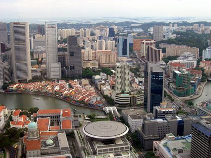 Что можно успеть за несколько часов в Сингапуре между самолётами?