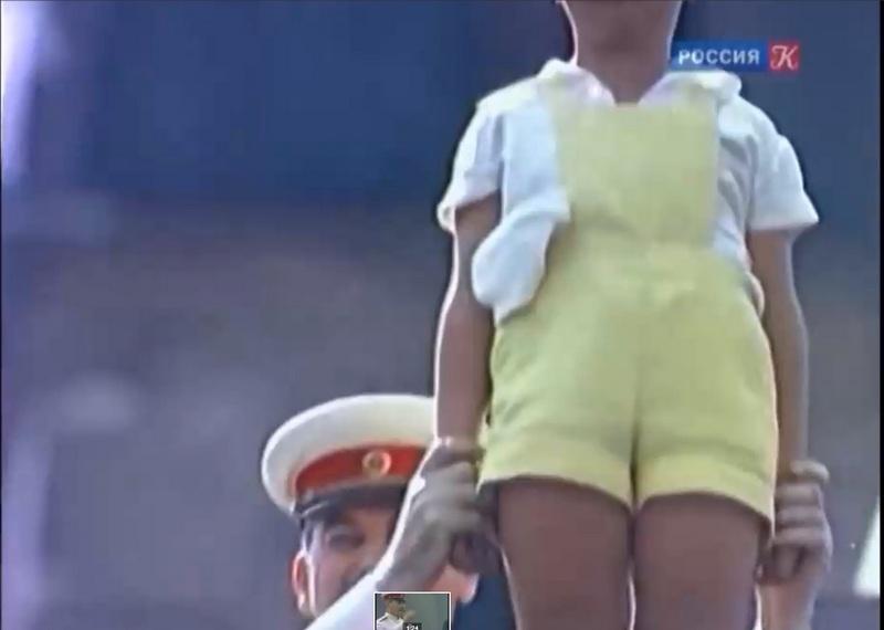 И.В. Сталин 1 мая