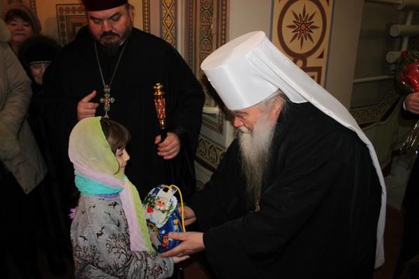 День памяти всех новомучеников и исповедников Российских – престольный праздник Свято-Георгиевского храма
