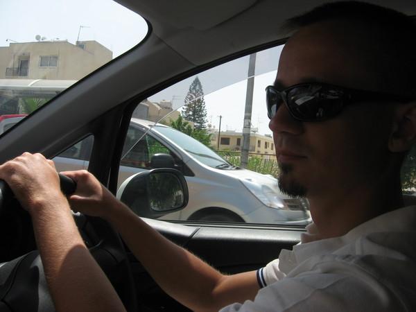 В Ларнаке был 3 раза, но все время транзитом... Так что знакомился с ней из окна автомобиля