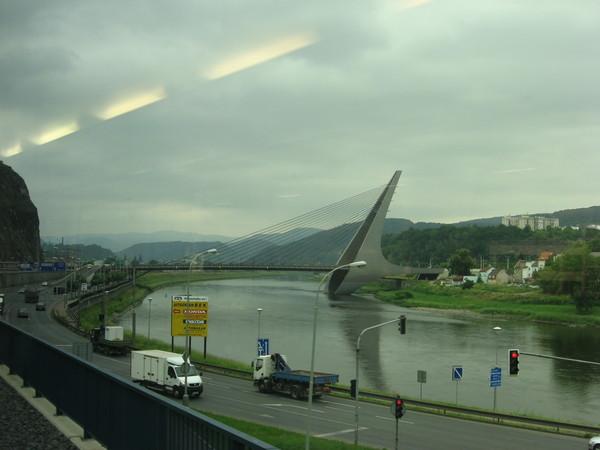 Усти-над-Лабем - второй по величине речной порт на Эльбе (Лабе) после немецкого Гамбурга