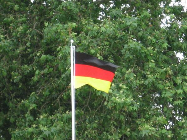 Итак, я на немецкой земле