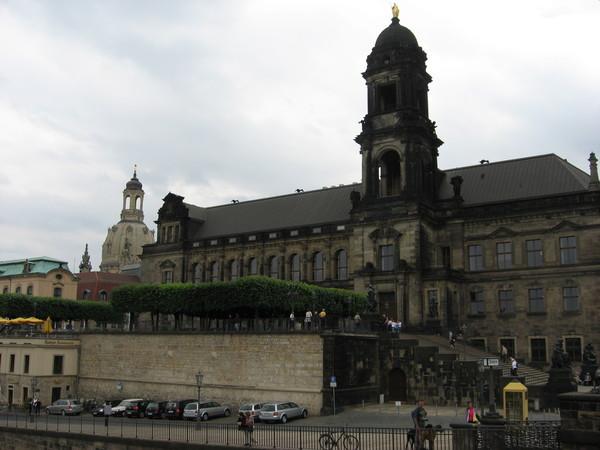 Терраса, известная также как «балкон Европы»