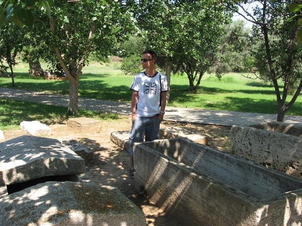 Погребальные саркофаги