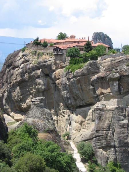 Монастырь Святой Троицы (Agia Triada)
