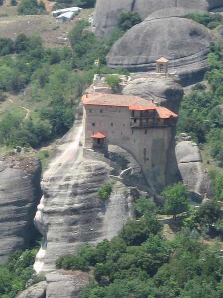 Монастырь Святого Николая Анапафсаса
