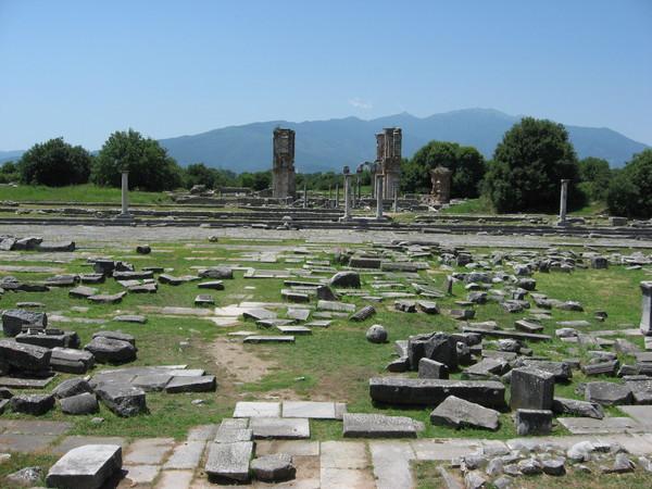 Форум времен Римской империи