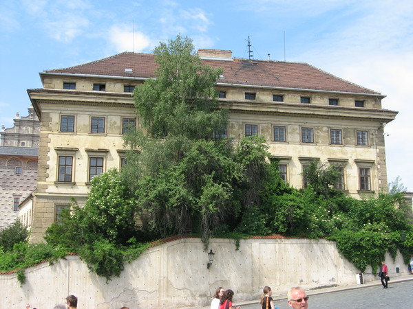 Дворец Шварценберга