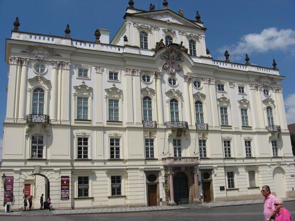 Дворец Архиепископа