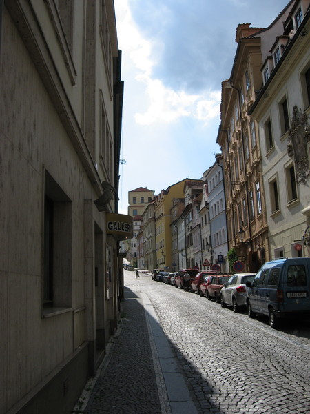 Улица Увоз