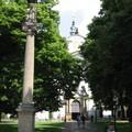 Колонна со статуей Св. Норберта
