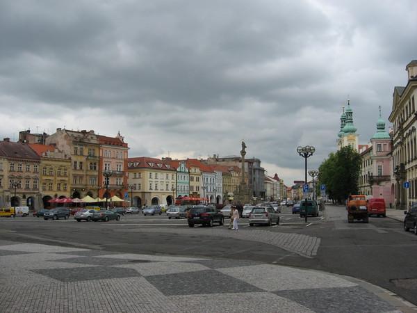 Центр Старого города - Велке намести (Большая площадь)