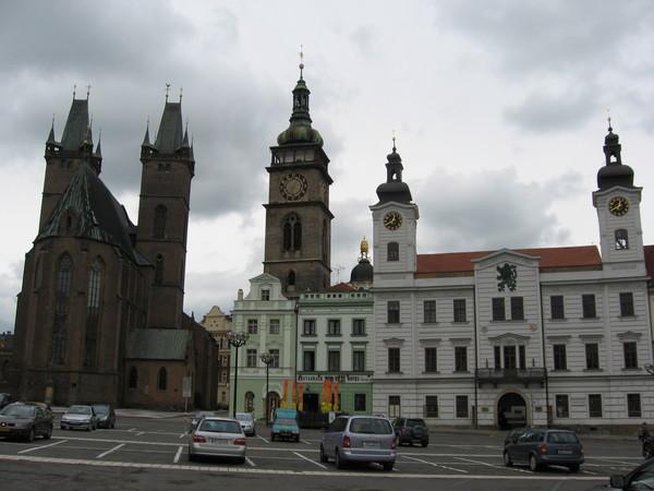 Собор Святого духа, Белая башня, капелла Святого Клемента, Ратуша