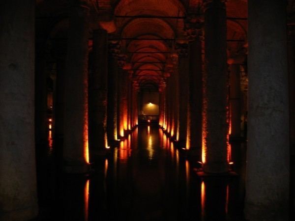 Цистерна Йеребатан - подземное водохранилище