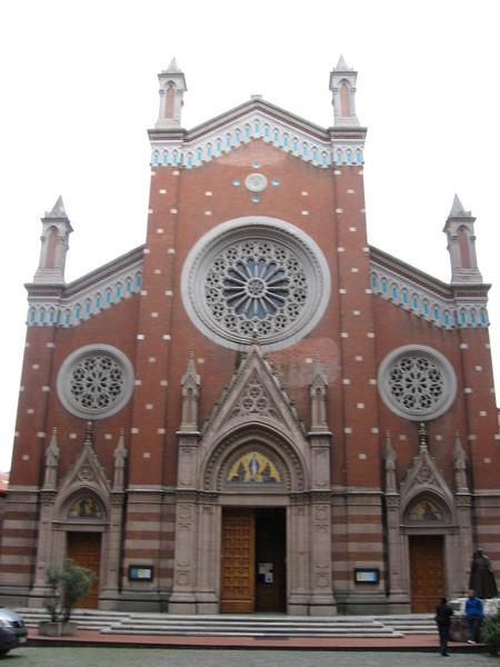 Церковь Сент-Антуан