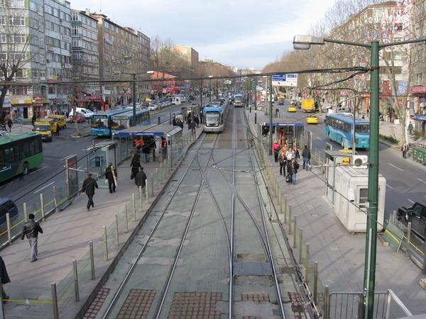 Район станции метро Аксарай