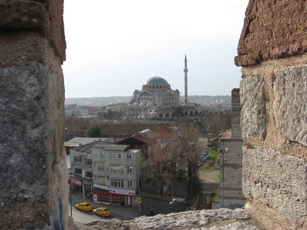 Мечеть Мехримах-Султан