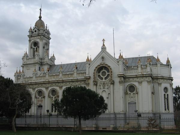 Болгарская церковь Святого Стефана