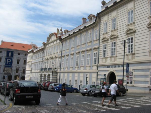 Лихтенштейнский дворец сейчас используется как концертный зал