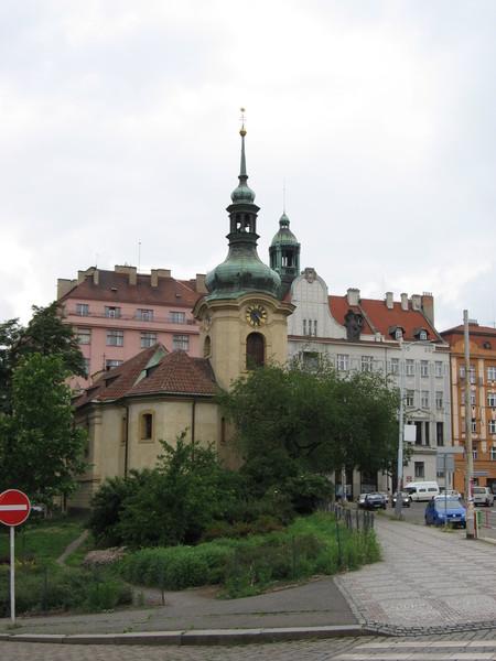 Храм Св. Николая в Виноградах