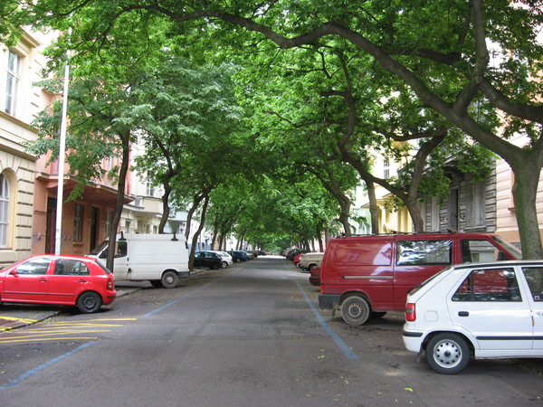 Улица Лужицка